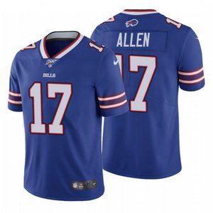 Youth Buffalo Bills #17 Josh Allen Jersey